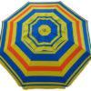 7' beach umbrella Solera Stripe