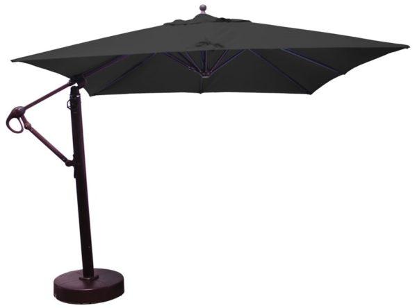 Galtech 897 Sunbrella B Cantilever Umbrella