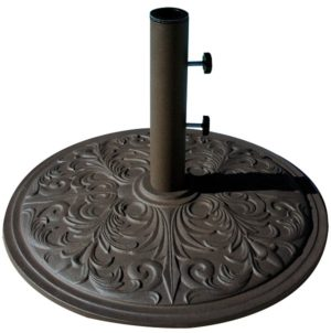 50 Pound Cast Iron Base