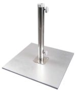 110 pound galvanized steel patio umbrella base