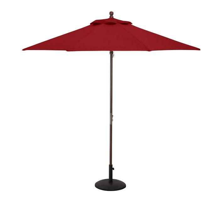 Sunbrella Patio Umbrella Custom Made To